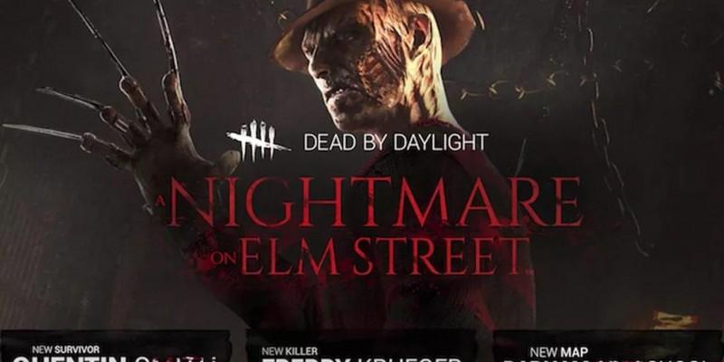 Dead by Daylight, famoso game de terror, terá DLC com Freddy Krueger