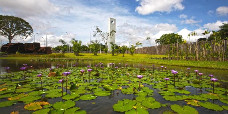 Parque do Utinga retoma atividades