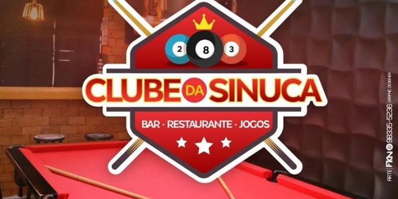 Clube da Sinuca a mais nova atração da Vila