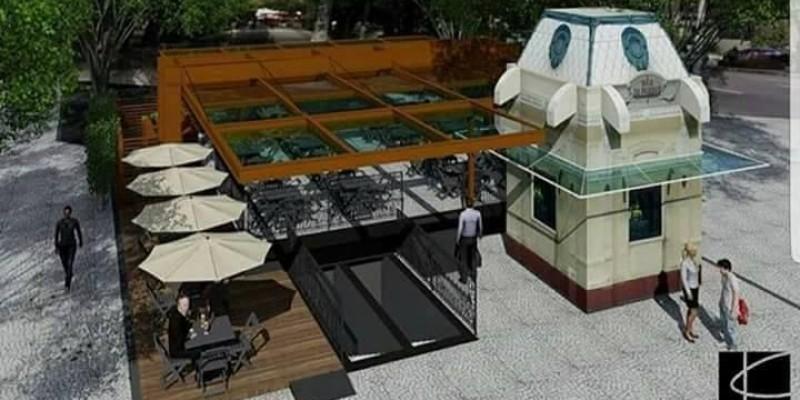 SECULT rejeita projeto do novo Bar do Parque