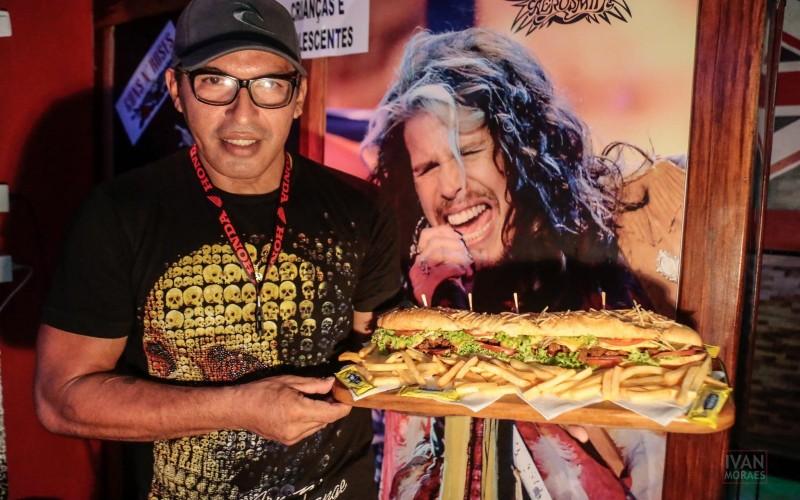 Boçal Rock Burger