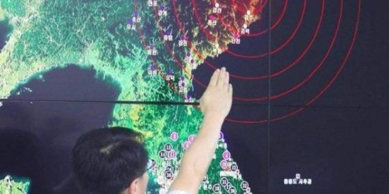 Colapso de túnel em base nuclear matou 200 na Coreia do Norte