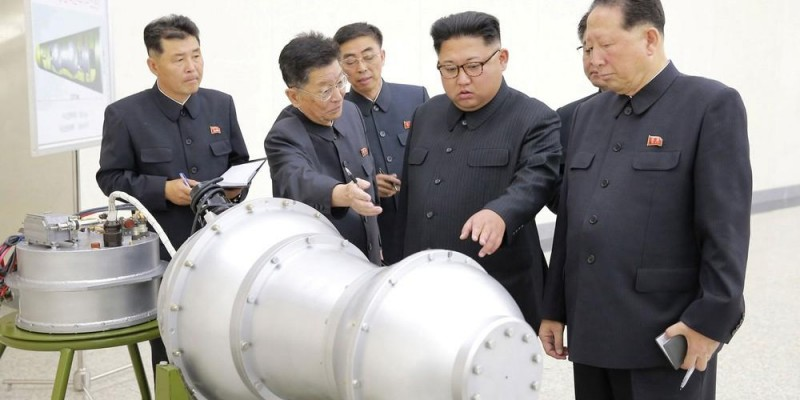 Desmoronamento após teste nuclear pode ter matado 200 na Coreia do Norte