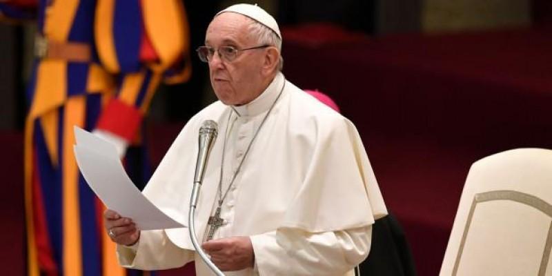 Papa volta a pedir sensatez e prudência a respeito de Jerusalém
