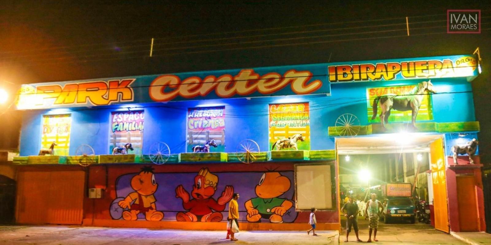 Ibirapuera agora é Park Center