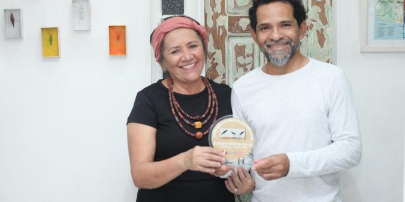 Na Casa do Artista - Destaque Cultural do Ano de Icoaraci