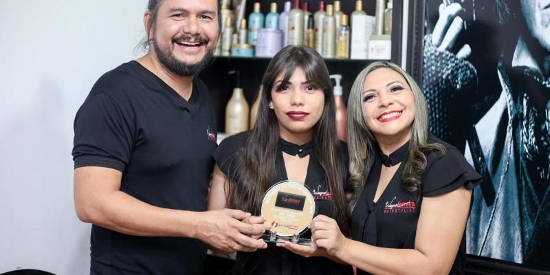 Wagner Ferreira - Salão de Beleza do Ano de Icoaraci