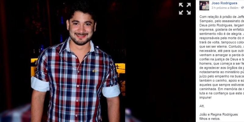 Acusado de matar empresário por overdose encomendada é julgado em Belém