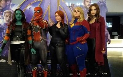 Último filme da saga 'Vingadores' estreia e lota salas de cinema em Boa Vista