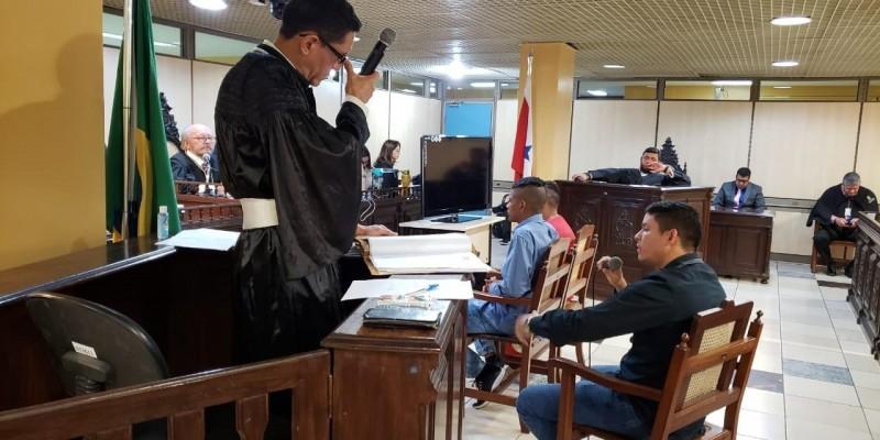 Réus são julgados por matar a pauladas comerciante no distrito de Icoaraci