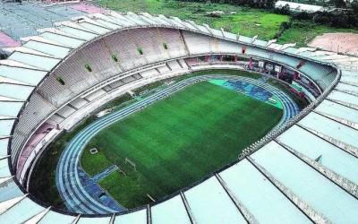 Mangueirão será revitalizado e terá capacidade máxima para 45 mil torcedores