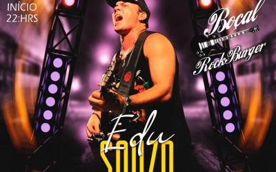 Show acoustic de Edu Souza