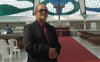 Dr. Roberto Araújo, decano da advocacia - bodas de Rubi