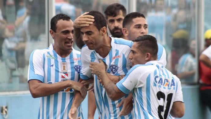 Diogo Oliveira marca gol único e paysandu vence Independente