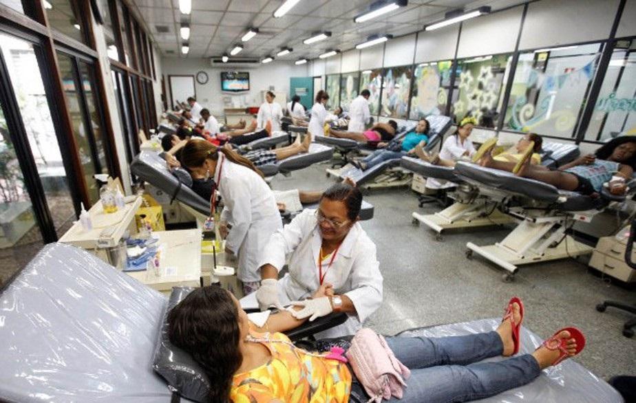 Dia Mundial do Doador de Sangue tem programação em Belém