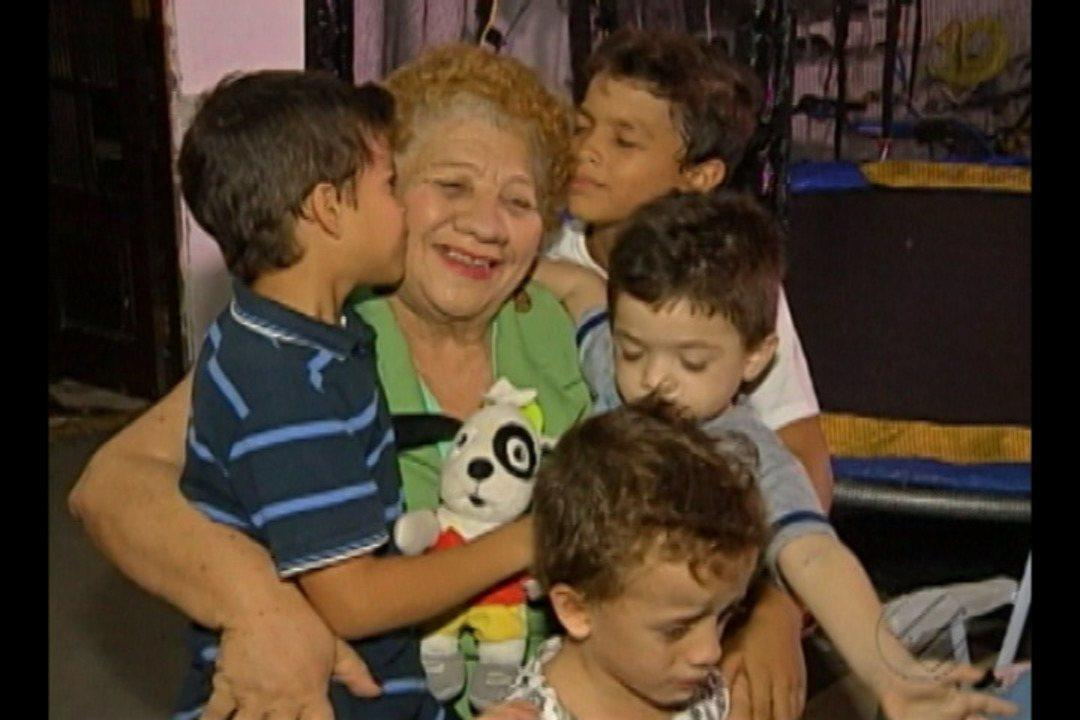 Dia dos Avós é comemorado com programação em Belém