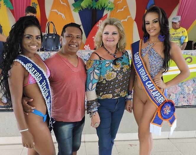 Beleza e charme na festa da Garota Verão do General da Vila