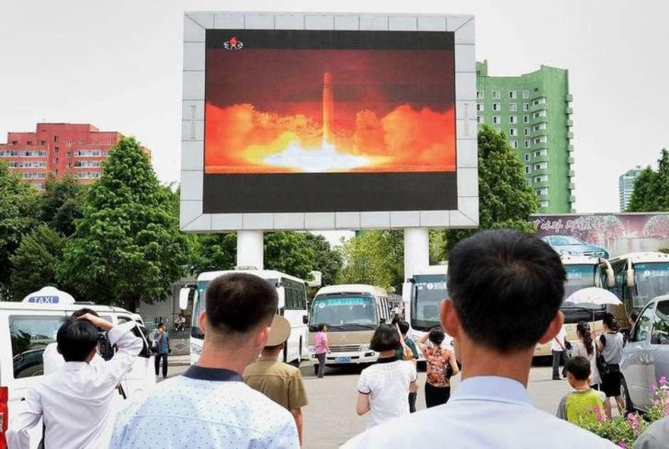 Combater ameaça norte-coreana é