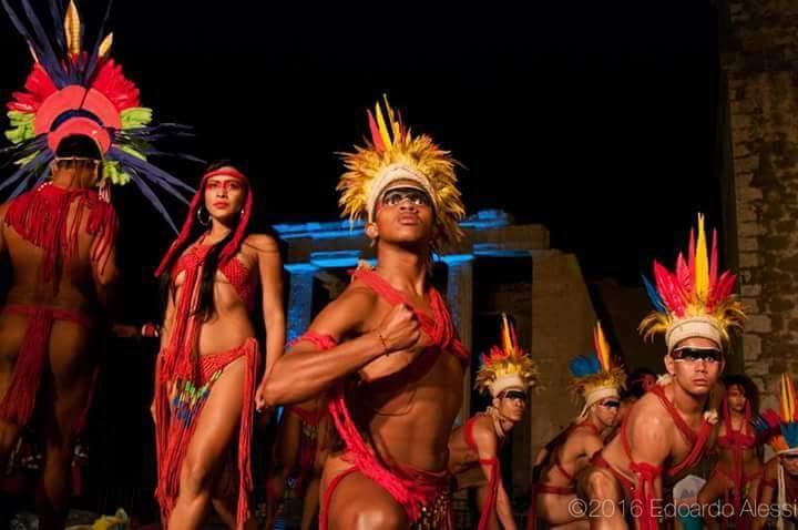 Balé Folclórico da Amazônia Brasil faz show comemorativo