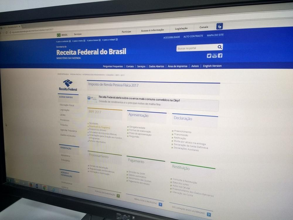 Receita Federal paga 5º lote de restituição do Imposto de Renda 2017