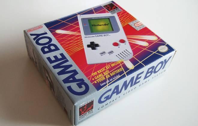 Registro sugere que a Nintendo pode lançar um Game Boy Classic