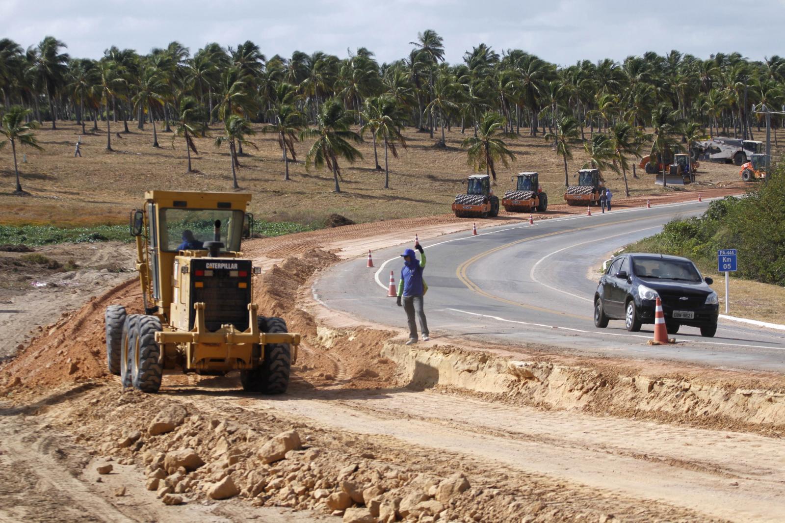 Duplicação da PA-444 trará mais conforto e segurança aos moradores de Salinópolis