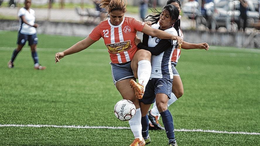 Leoas dão surra de gols no Bandeirante