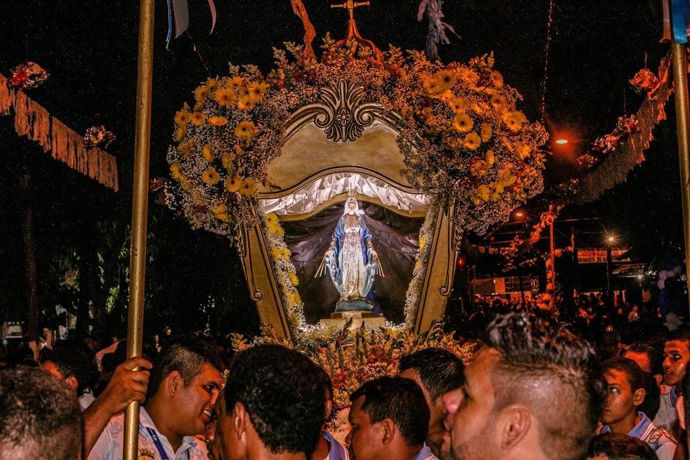 Trasladação do círio de Nossa Senhora das Graças 2017