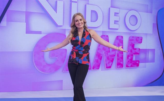 """""""Vídeo Game"""", com Angélica, pode durar mais que o esperado na Globo"""