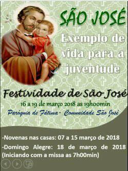 Icoaraci celebra o Dia de São José