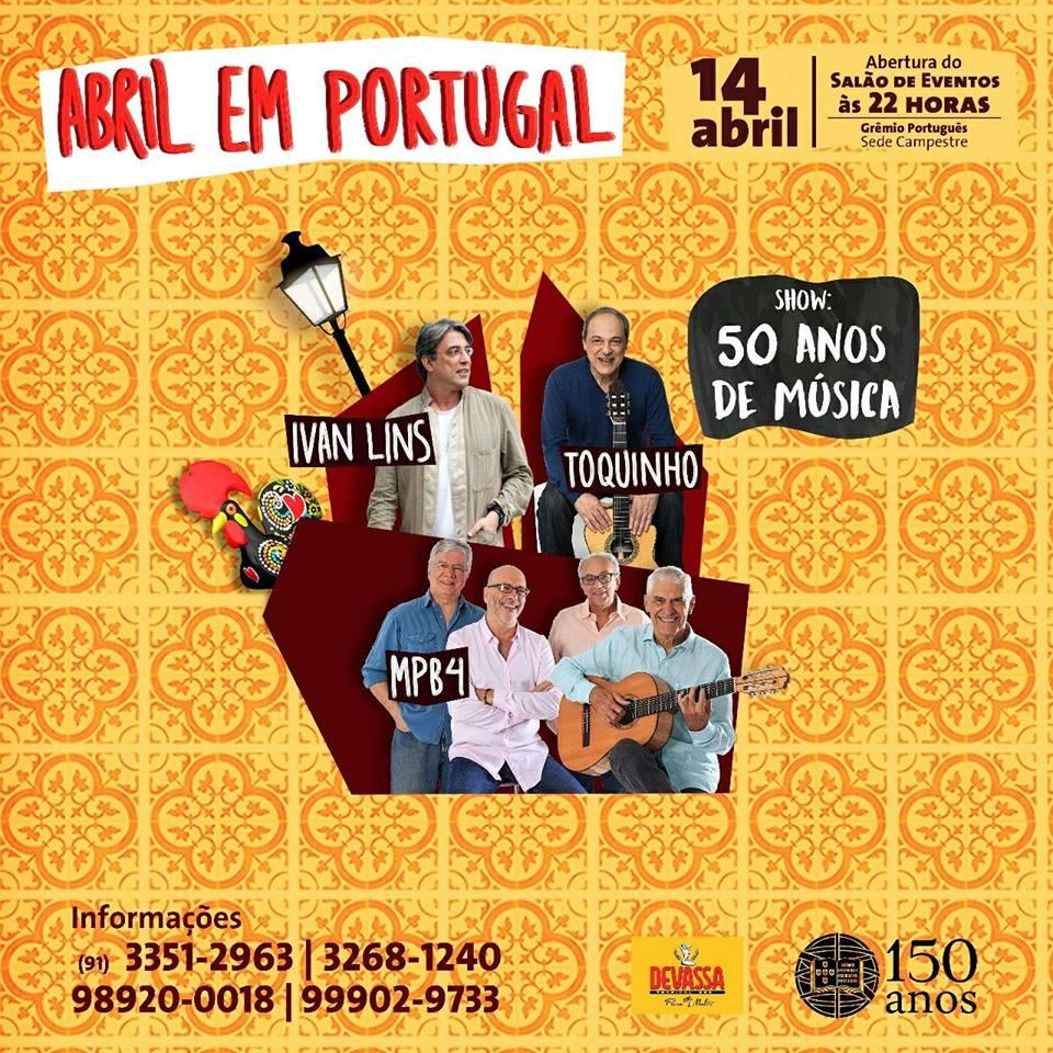 MPB no Grêmio Literário