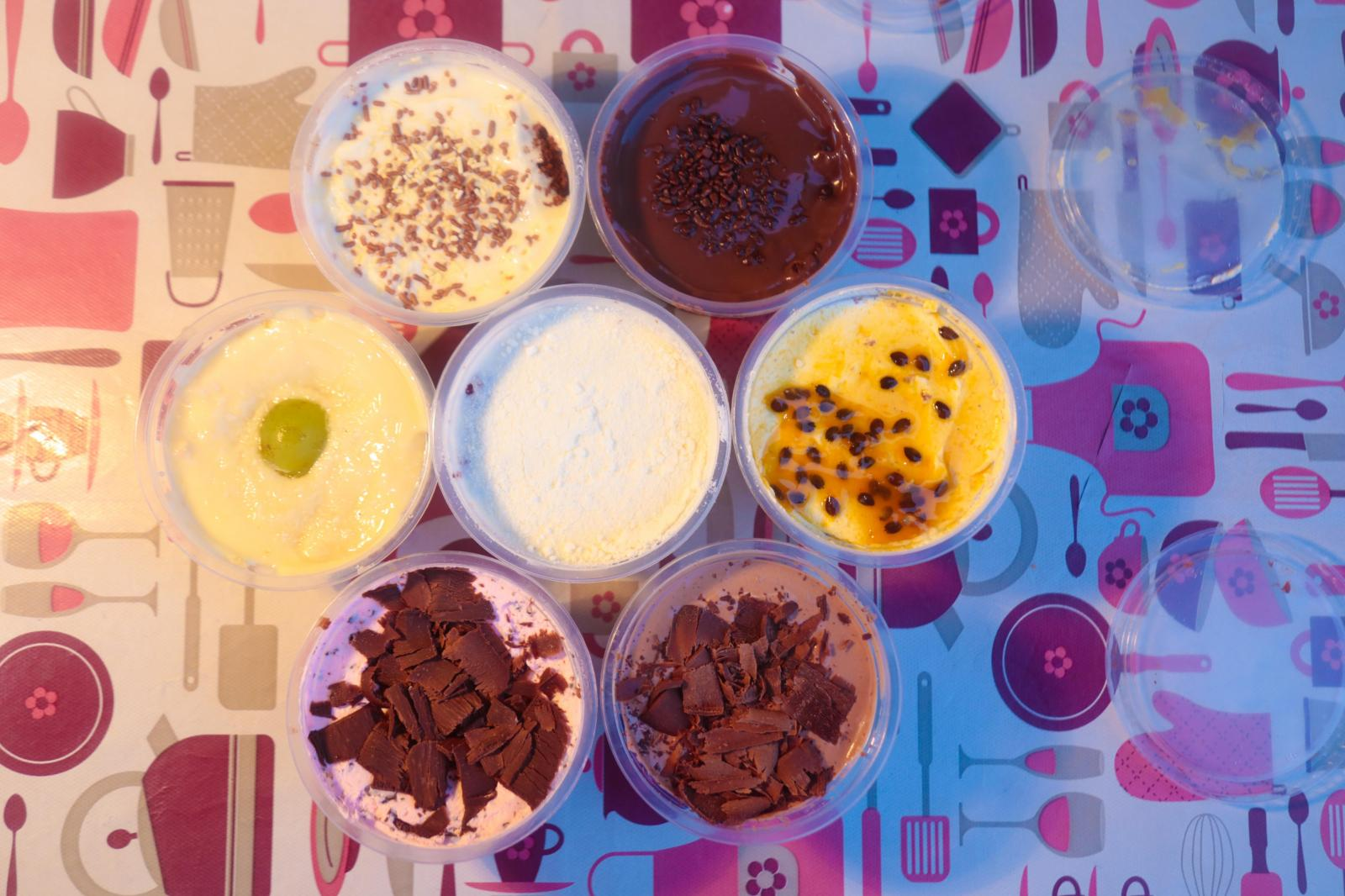 Gastronomia - Uma paradinha para lanchar no Delícias da Micha
