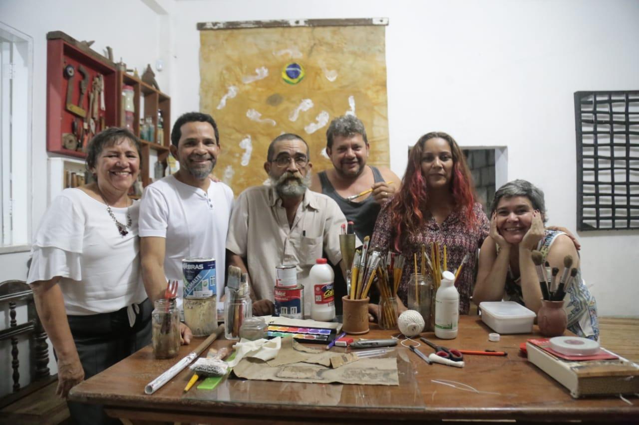 Amanhã (2), aberta mais uma temporada Na Casa do Artista