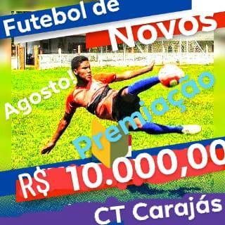 Campeonato de Novos no Carajás Esporte Clube