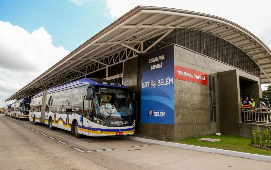 Prefeitura de Belém inicia terceira etapa de obras do BRT do Tapanã a Icoaraci
