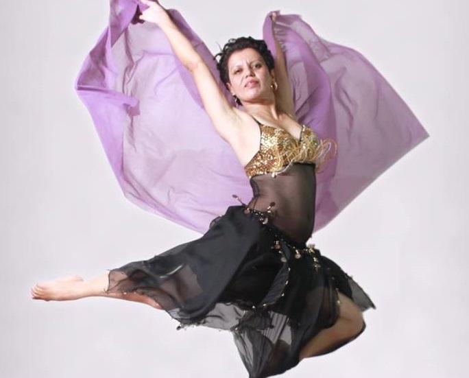 Dança do ventre de volta em Icoaraci