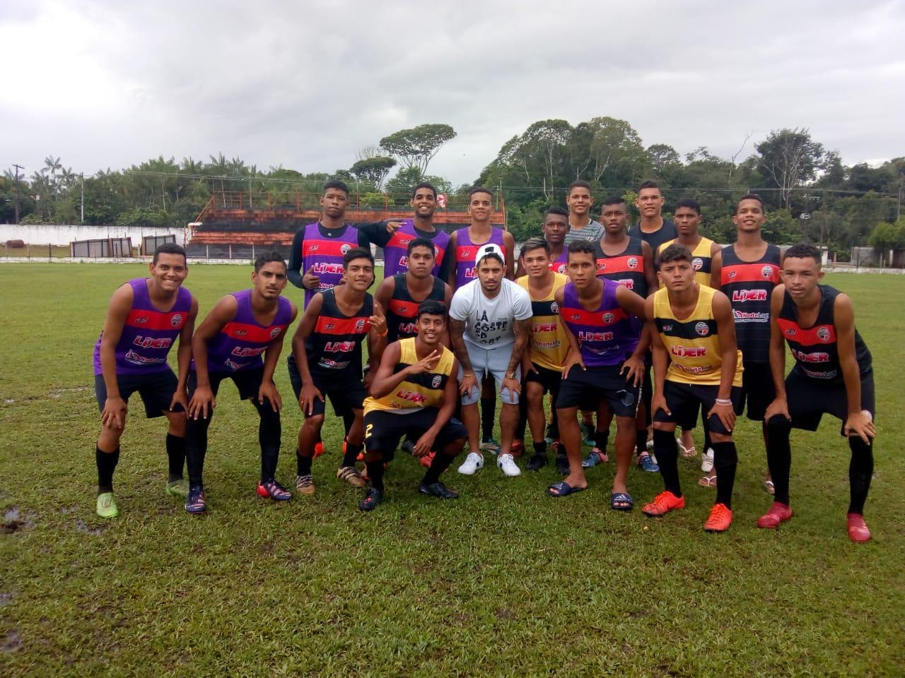 Leandro Carvalho a revelação do esporte