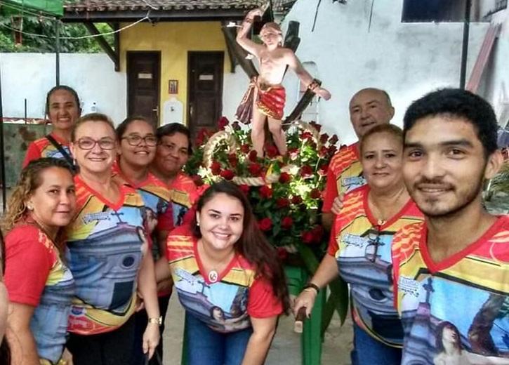Festividade de São Sebastião encerra com procissão no domingo