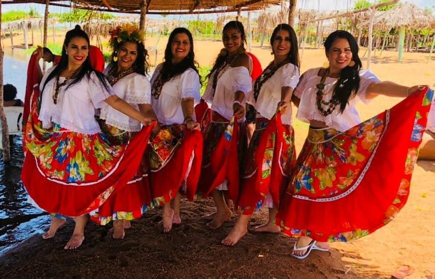 Grupo Asa Branca no Festival do Ceará