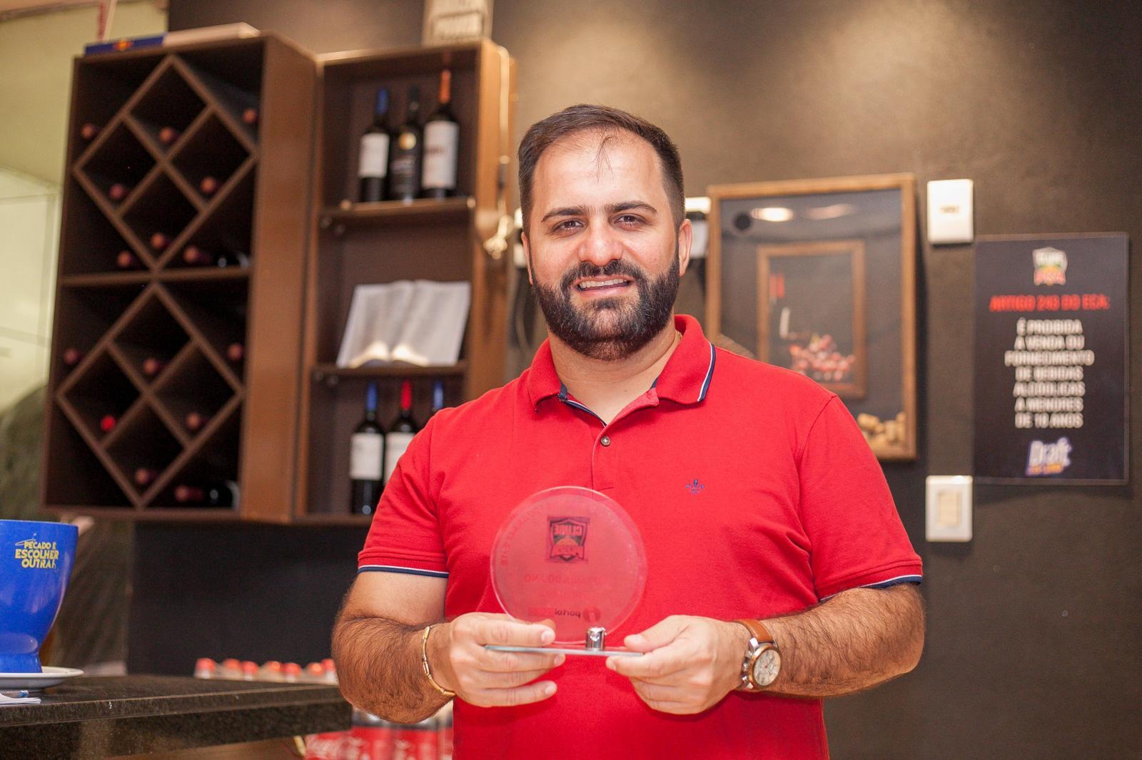 Guto Oliveira - Clube da Pizza - Pizzaria do Ano de Icoaraci
