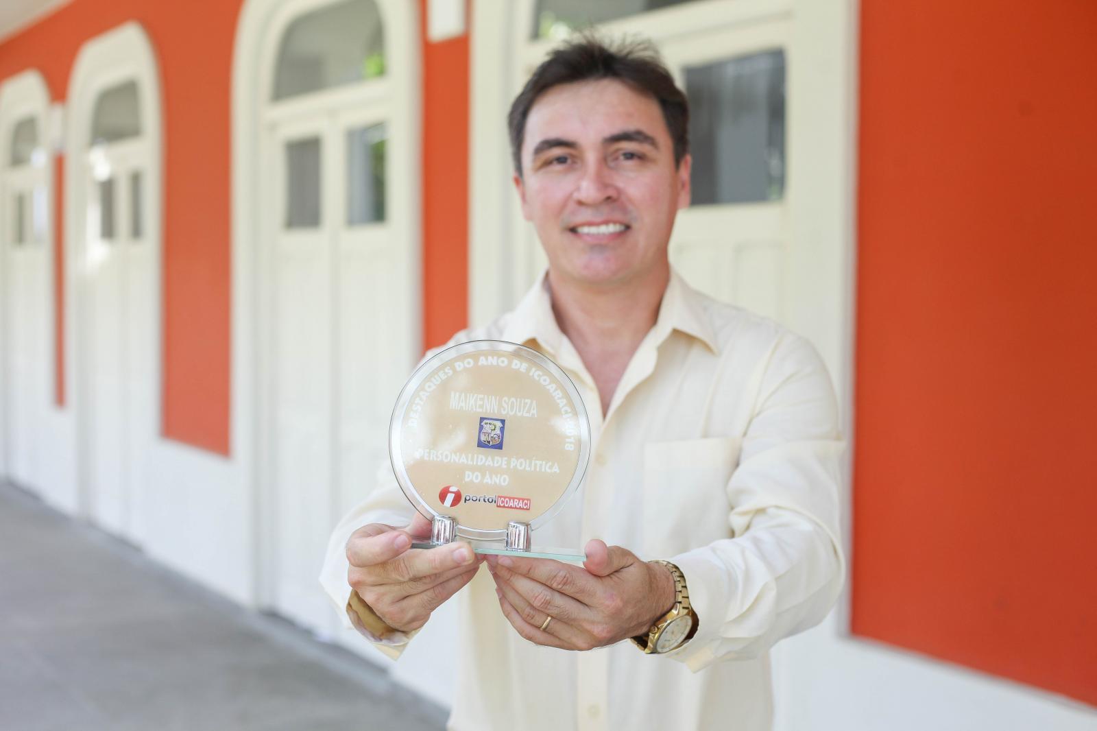 Maikenn Souza - Personalidade Política de Icoaraci