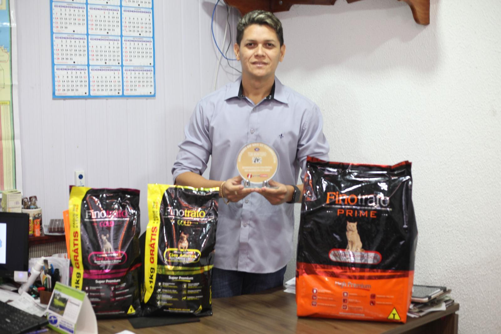 Tom Monteiro - Representação Comercial do Mundo Pet