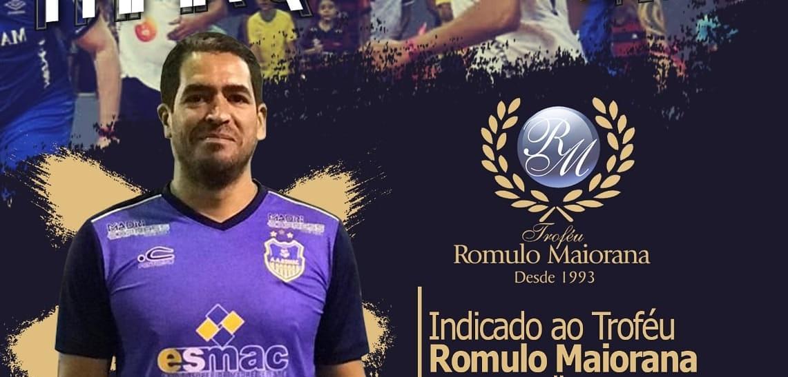Atleta icoaraciense na disputa do Troféu Romulo Maiorana