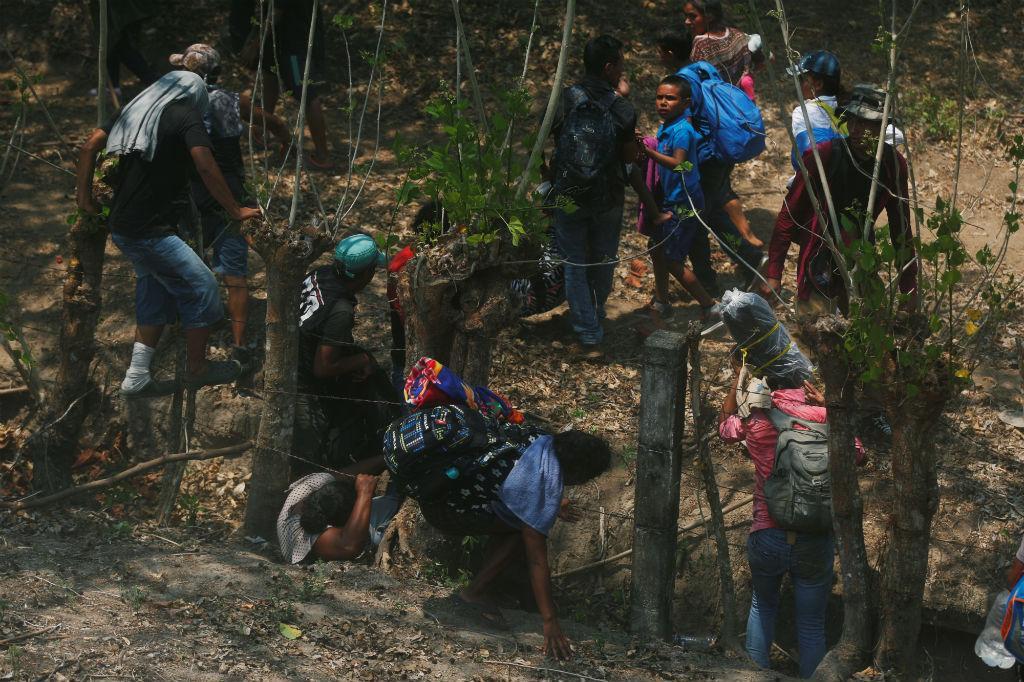 México deportou mais de 15 mil imigrantes devido à pressão de Trump