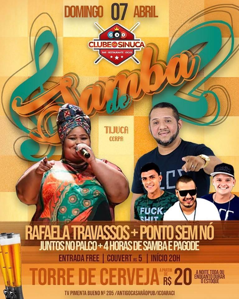 Samba na Sinuca