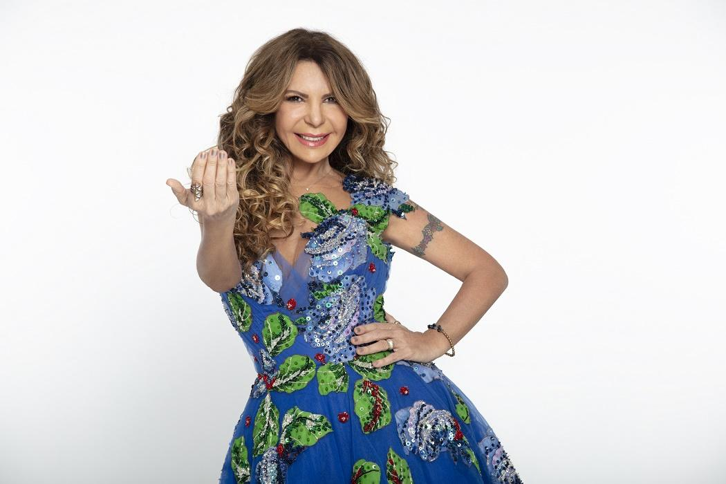 Elba Ramalho no aniversário do Grêmio
