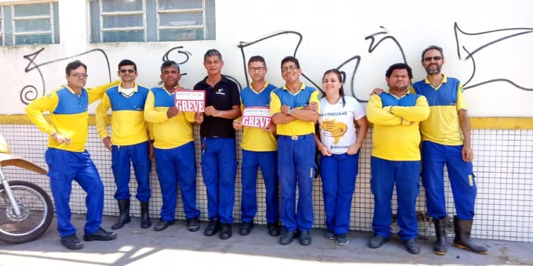 Pelo segundo dia de greve, servidores dos Correios realizam manifestações em unidades no Pará