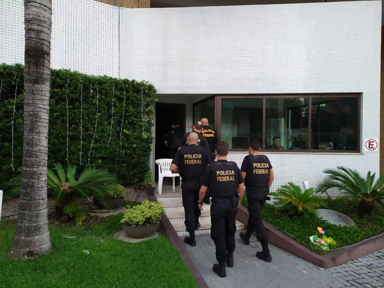 PF faz buscas na sede do governo do Pará em investigação que mira vice-governador