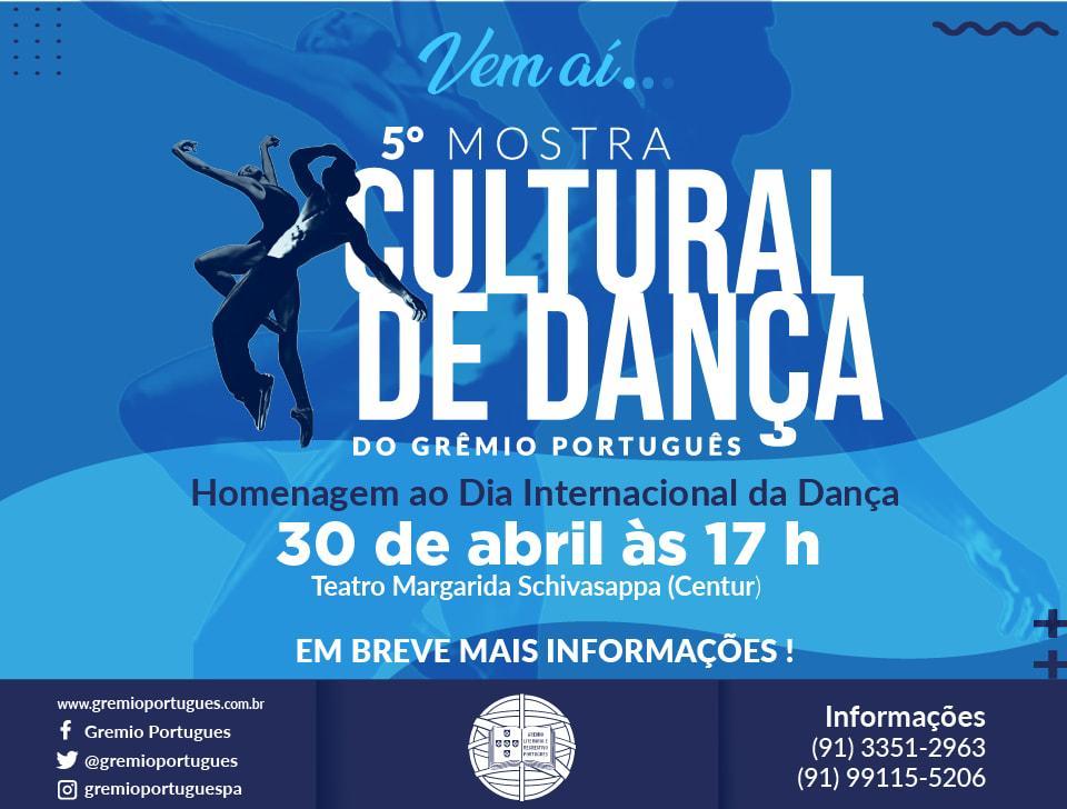 5ª Mostra Cultural de Dança