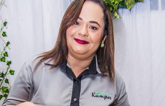 Naiana Lima é destaque no Dia Internacional da Mulher